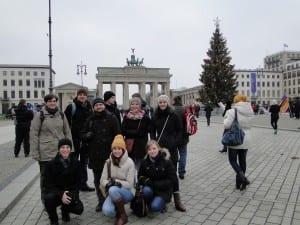 Wyjazd do Berlina na jarmark świąteczny – grudzień 2013