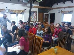 Jesienna integracja w Dębogórze 6-8. listopada 2015