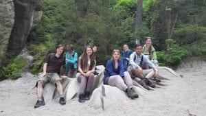 Czerwcowy wyjazd w Góry Stołowe 2014