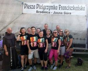 Pielgrzymka Brodnica – Jasna Góra 2017