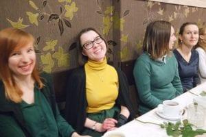 Dzień Kobiet i spotkanie – niespodzianka